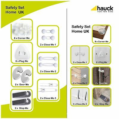 Hauck SAFETY PACK Home Baby/Child Safety BNIB