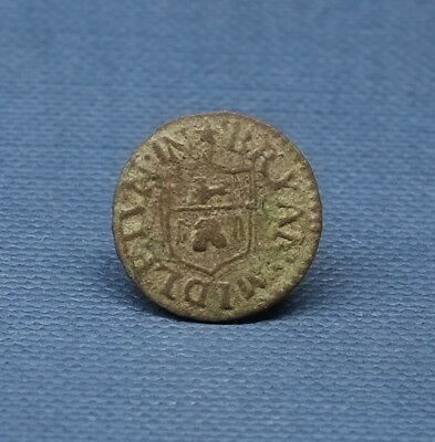 NORFOLK 90, LYNN REGIS FARTHING, BRYAN MIDDLETON, SCARCE 17THc TOKEN, SEE PHOTOS