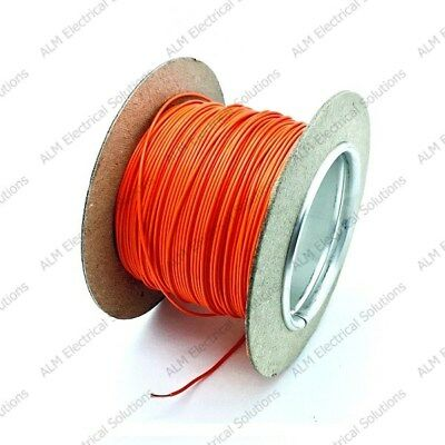5M 1mm 16.5Amp 2 Core Twin Thin wall Cable Wire Automotive Auto Marine