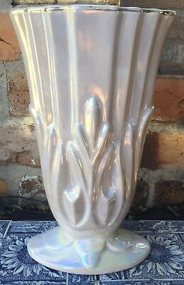 1940's Mingay #320 Art Deco Pearl Lustre Collectable MCP Australian Pottery