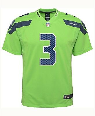 russell wilson color rush jersey youth