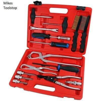 High Quality Brake Tool Set Callipers Wrenches Pliers Sockets Files Brushes
