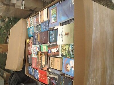 books unscanned gaylord box -- $250 - wholesale- 800 lbs. -- high profit