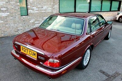 Jaguar XJ8 3.2 in good condition with 96,000 miles and a long MoT