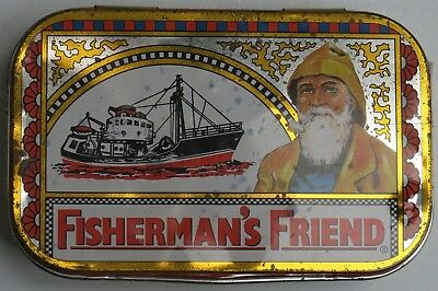 (603) Blechdose – Fisherman`s Friend
