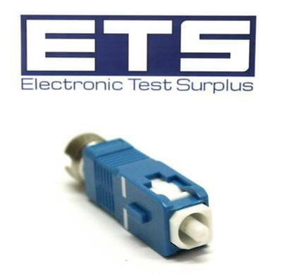 Storm Products 29-1294-01 Fiber Optic SC PC To FC PC Hybrid Optical Adapter