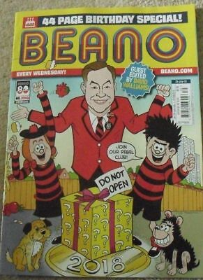 Beano For 25 July 2018 - 80Th Anniversary Edition