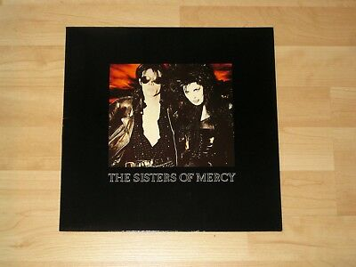 """THE SISTERS OF MERCY - This Corrosion * Maxi-Singe 1987 248 216-0 Vinyl 12"""" TOP"""