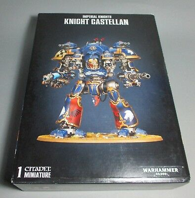 GW WH40K 8th - Imperial Knights - Knight Castellan