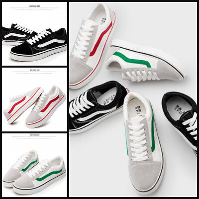Classic Old Skool Low Top Trainers Sneakers Mens Womens (NOT Vans )