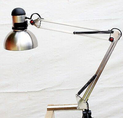 New Jk Manicure Table/swing Lamp, Nickel