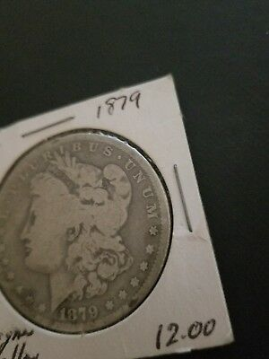 1879 Morgen Silver Dollors Free Shipping