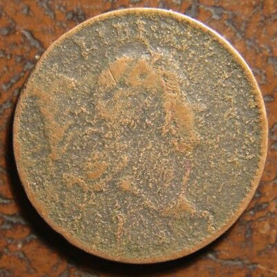 1794 Capped Liberty Half Cent, High Relief, C-5a, R-5