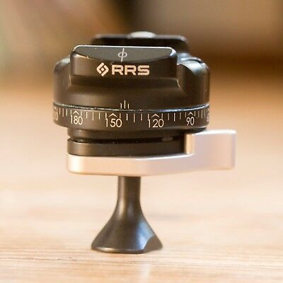 RRS Really Right Stuff BPC-16 Panning Micro Ball Head in excellent condition.