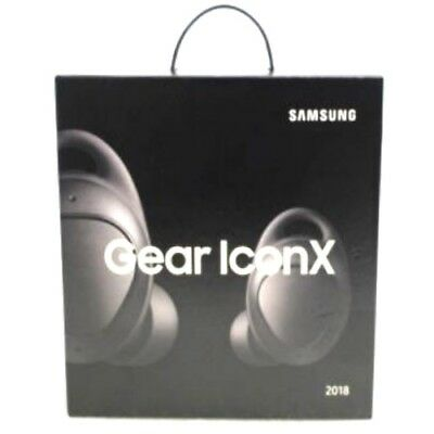 NEW 2018 Samsung Gear IconX Bluetooth Cord Free Wireless Earbuds SM-R140 Black