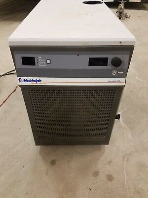 Heidolph | PolyScience 6100 Series Refrigerated Recirculating Chiller 1HP