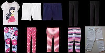 NEW Gymboree girls EVERYDAY PLAYWEAR tee shorts leggings size 3T 4T 5T YOU PICK