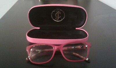 9eb5b4fae2 Used Womens Juicy Couture Perscription Eyeglasses Ju 154 01l9 135
