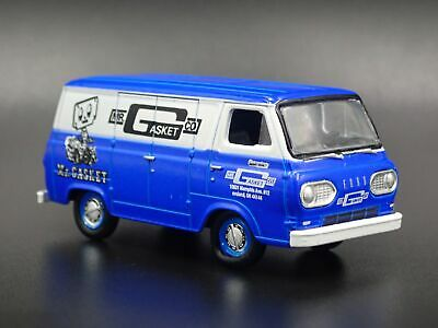 1965 Ford Econoline Delivery Van Rare 1:64 Scale Diorama Diecast Model Car
