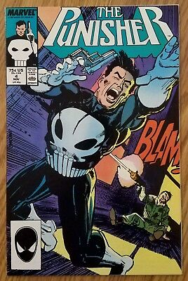 The Punisher #4 (1987)