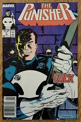 The Punisher #5 (1987)
