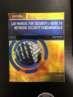 Security+ Guide To Network Security Fundamentals Fourth Edition Pdf
