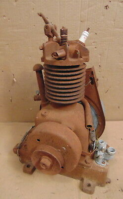 Vintage Briggs & Stratton Gas One Cylinder Gas Engine Parts Fh Parts Only