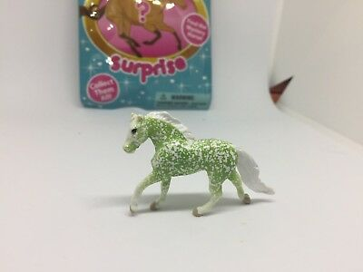 BREYER Mini Whinnies Series 2 Mystery Bag #97260 Emerald Green