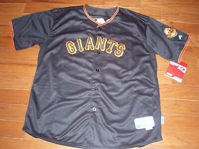san francisco c5397 7319d authentic buster posey world series jersey aa746 7094b