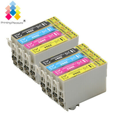 8 Ink Cartridges PP® for Epson XP-245 XP-247 XP-342 XP-345 XP-442 XP-445 XP-332
