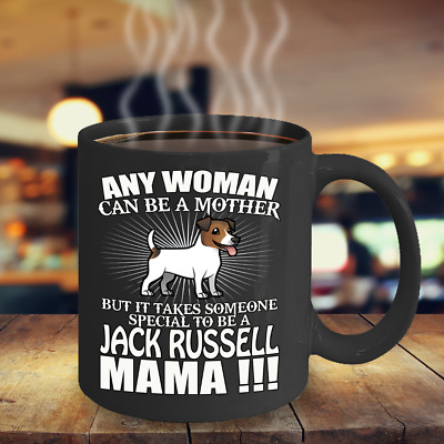 Jack Russell Terrier Mama Coffee Mug,jack Russell Gift, Jack Russell Accessories