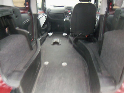2013 Fiat Qubo With Sirus  Upfront Passenger  Wheelchair Access Conversion