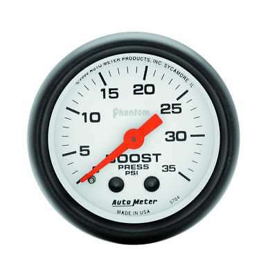 Auto Meter 2-1/16in Phantom Boost Gauge