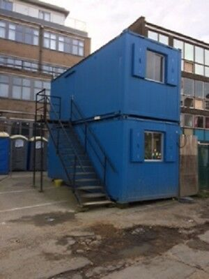 Portable Cabin Office,Site Office,WC Unit & Canteen-See Prices in description