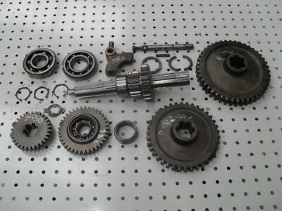 David Brown 780 PTO Drive Gears & Shafts with Bearings & Selector