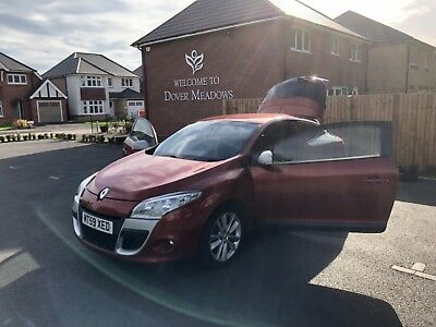 Renault Megane 1.6 2009 I-Music 69,623 FULL SERVICE HISTORY 2 OWNERS