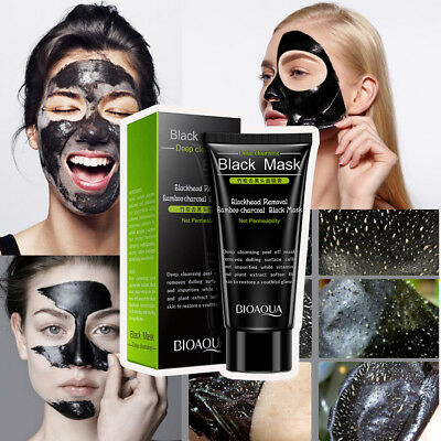 Nose Beauty Cosmetic Blackhead Removal Face Mask Peel Off Mask  Tighten Pores