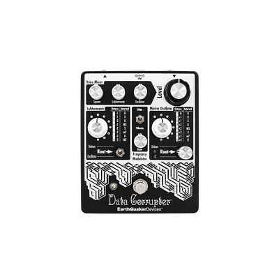 Earthquaker Devices Data Corrupter Modulation Harmonizer Pedal