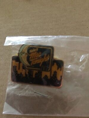 mac tonight mcdonalds Vintage Lapel Hat Pin
