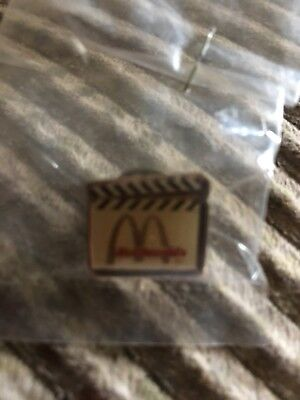 mcdonalds Vintage Lapel Hat Pin