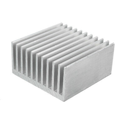 10pcs 40x40x20mm Aluminum Heat Sink Heat Sink For CPU LED Power Cooling