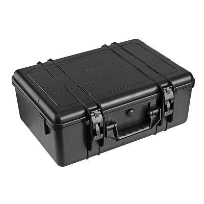 Waterproof Hard Shell Carry Case Bag Plastic Equipment Protective Storage Tool B