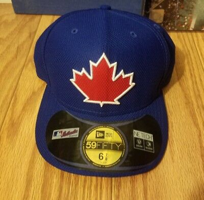 Toronto Blue Jays New Era 59 Fifty  Fitted 6 7/8 Hat
