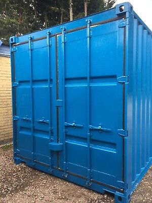 20ft x 8ft Shipping Container, Workshop, One Trip Condition