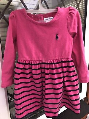 baby girl ralph lauren 18-24 months Dress