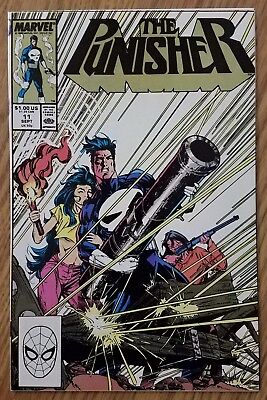 The Punisher #11, 12, 13, 14, 15, 16, 17, 18, 19, 20 (1987)