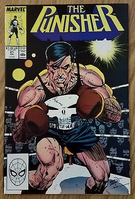 The Punisher #21, 22, 23, 24, 25, 26, 27, 28, 29, 30, 31, 32 (1987)
