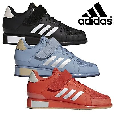 adidas Power Perfect 3 Men's & Kids Pro Weightlifting Shoes Gym Trainers