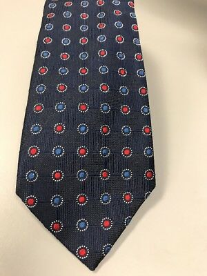 Jos. A. Bank Executive Collection Men's Neck Tie Silk Necktie 3.5X59.5