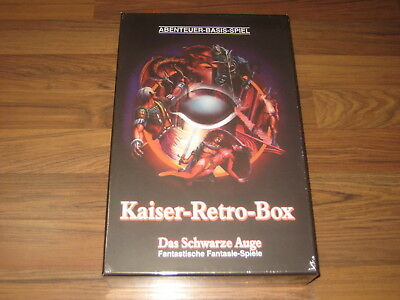 DSA 1.Edition Kaiser-Retro-Box (remastered) Ulisses 2018 Neu & OVP